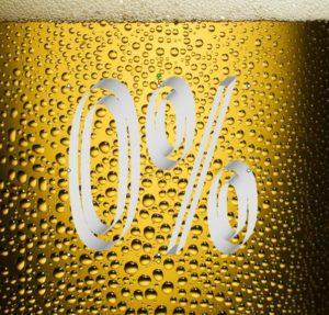 Сколько спирта в безалкогольном пиве?