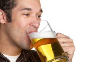 Вред пива для мужчины