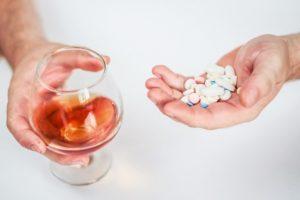 прием афобазола с алкоголем