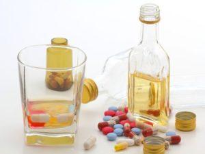 Фенибут и алкоголь - совместимость