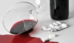 димедрол с алкоголем несовместимы