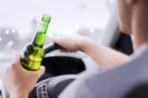 можно ли садиться за руль после бутылки пива