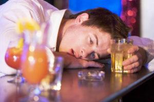 частые пьянки