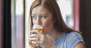 Пиво вредит организму