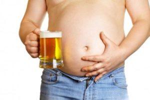 После спиртного болит желудок