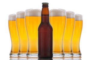 Количество промилле в бутылке пива