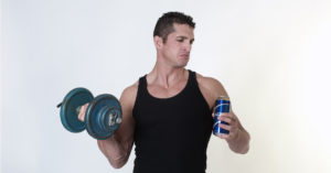 влияние алкоголя на мышцы при тренировках