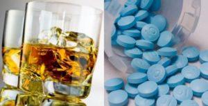 Антидепрессанты и алкоголь