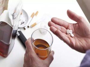 Фенотропил и алкогольные напитки