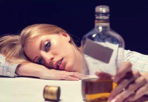 Смерть от употребления алкоголя