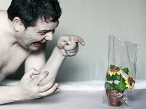 нервозность после употребления алкоголя