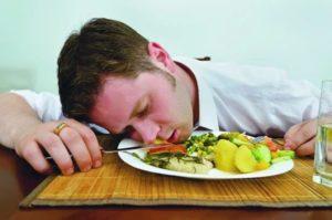 Питание при тошноте после алкоголя