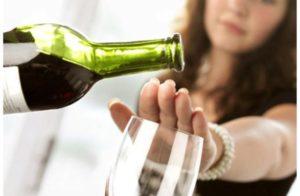 нужно отказаться от алкоголя перед процедурой