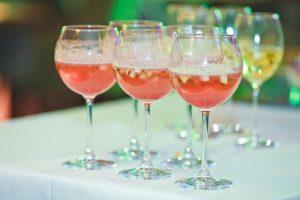 Замена алкоголя набанкете
