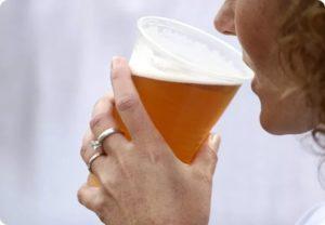 Безалкогольное пиво при беременности
