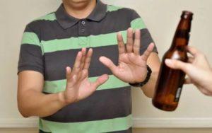 Употребление алкоголя после медикаментозного кодирования