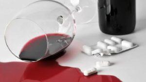 Спиртное и антиандрогенный эффект