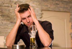 Ухудшение памяти от алкоголя