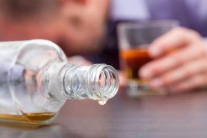 постоянное распитие алкоголя