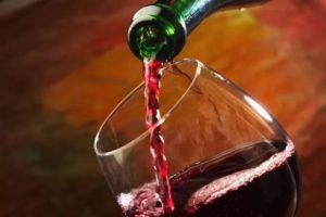 Большие дозы алкоголя