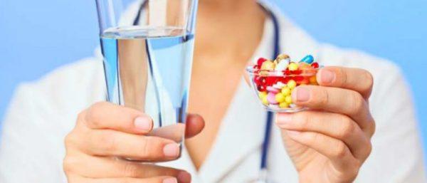 Tabletki i alkogol
