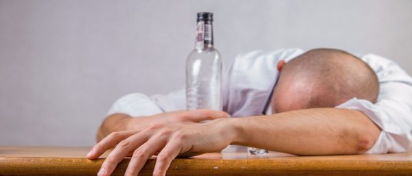 Алкогольное опьянение