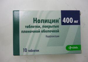 Nolicin – ehto sovremennyj antibiotik