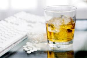 Alkogol s antibiotikami pri pohmele