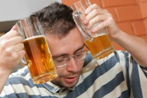 migren posle piva