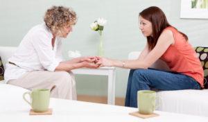 Vizit k psihoterapevtu