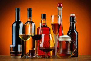 spirtnie napitki