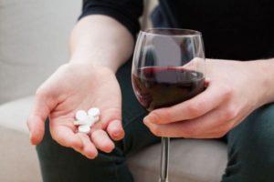 Прием Феназепама с алкоголем