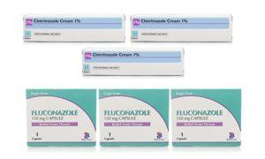 Флуконазол втаблетках