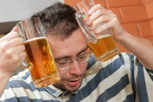 Похмелье от пива