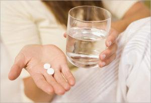 лучше принять жаропонижающие через день после алкоголя
