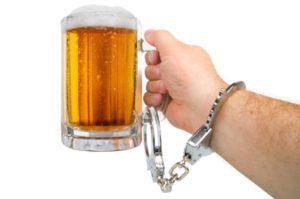 Люди, которые пьют много, имеют проблемы