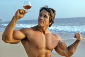 Алкогольные напитки и бодибилдинг