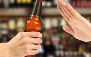 отказ от алкоголя при занятии спортом