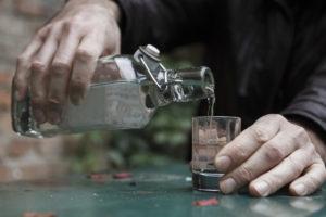 отравление некачественным алкоголем