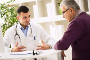 консультация врача перед сдачей анализа крови
