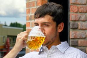 Можно ли употреблять пиво на улице