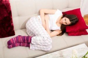 усталость во время месячных