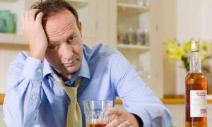 Алкоголь неизбежно поражает головной мозг