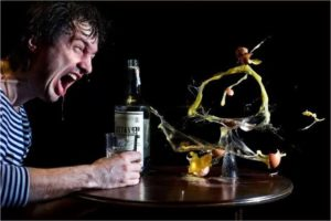 психика под действием алкоголя