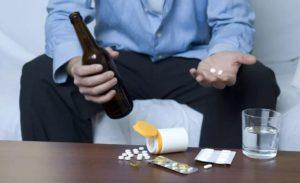 влияние алкоголя на организм при высокой температуре