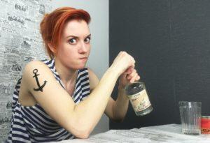 Как перестать пить водку