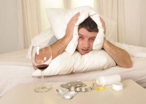 головная боль с похмелья