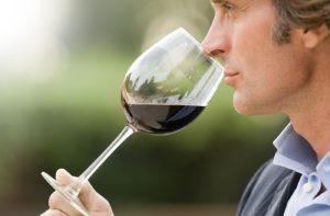 Умеренное потребление красного вина