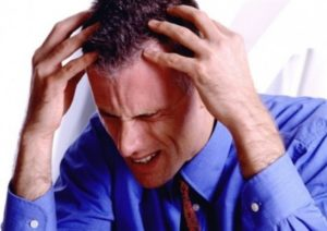 давящая головная боль