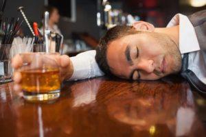 Алкоголь как причина инсульта